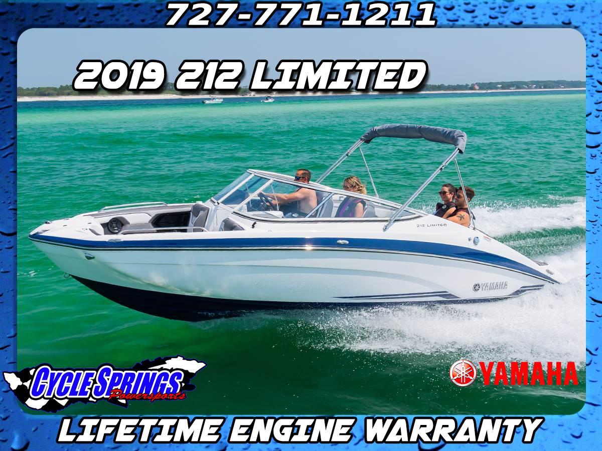 Yamaha Boats 212 Limited