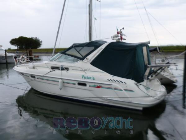 Sealine 360 Sportbridge P1050692
