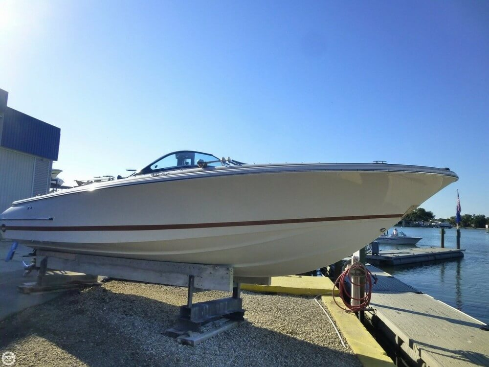 2007 chris craft 25 launch heritage edition largo florida for Chris craft boat accessories