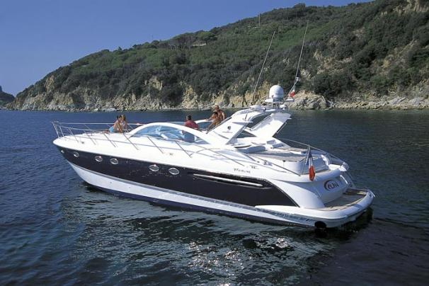 Fairline Targa 52 Side View