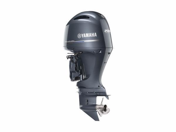 Yamaha Marine In-line 4 200 hp