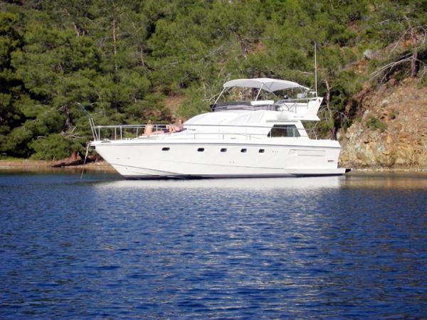 Ferretti Yachts Craft 49 PROFILE