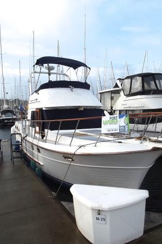 Nova 36 Trawler