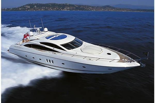 Sunseeker Predator 82 Manufacturer Provided Image: Predator 82