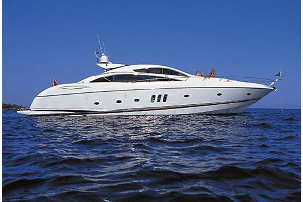 Sunseeker Predator 82 Manufacturer Provided Image: Moored