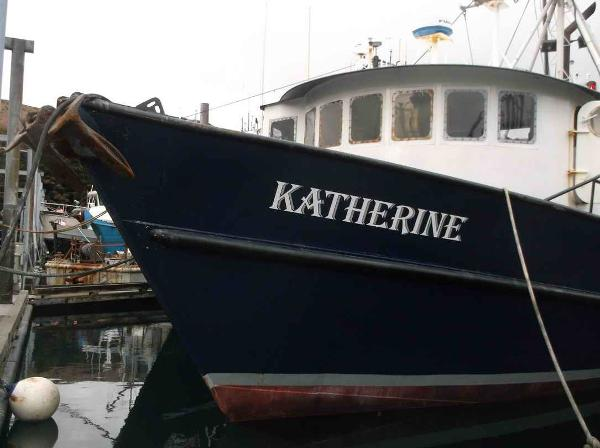 Commercial Fishing Boat with Permits