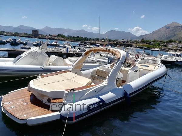 Custom Marlin Boat MARLIN 38 open Sestante Yachts Marlin 38 (15)