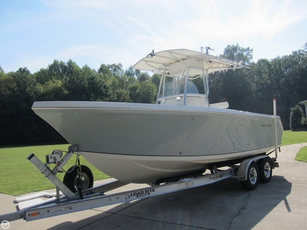 Sailfish 236 CC 2004 Sailfish 236 for sale in Willow Springs, NC