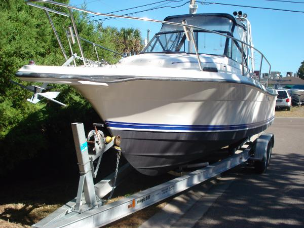 Bayliner 2509 Trophy