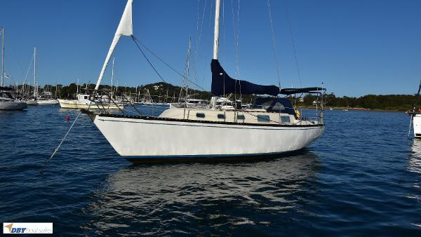 Sailboat Roper 33 Roper 33