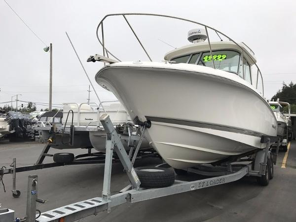 Wellcraft 252 WA Coastal