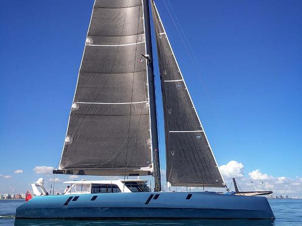 Gunboat 78 Profile