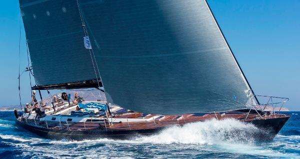 Germán Frers - CNB fast cruising racing sloop 'Bristolian' 'Bristolian'