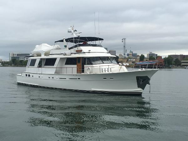 Hatteras 80 motor yacht boats for sale for Hatteras motor yacht for sale