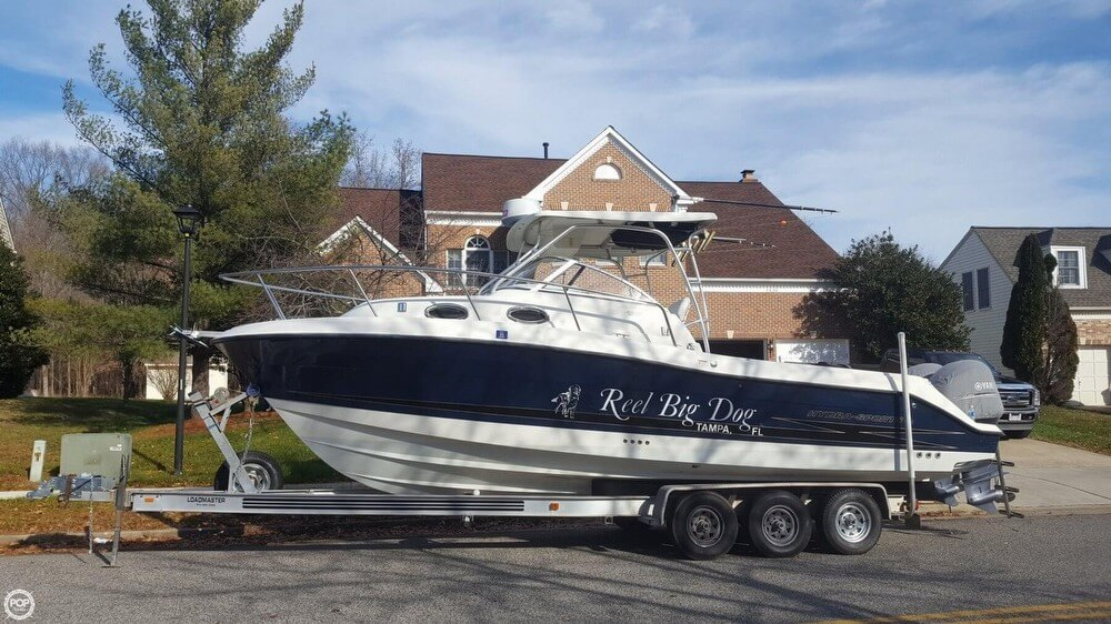 Hydra-Sports Vector 2800 2005 Hydra-Sports Vector 2800 for sale in Accokeek, MD