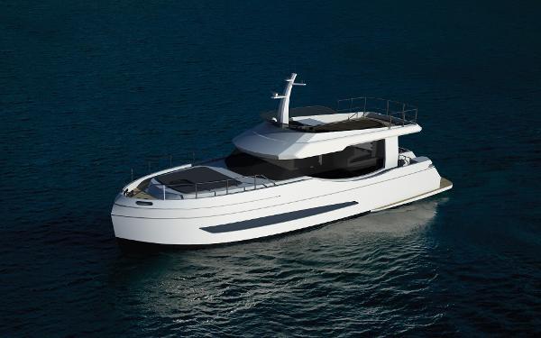 Naval Yachts GreeNaval 50 Al Hybrid Yacht Naval Yachts GreeNaval 50 Al Hybrid Yacht