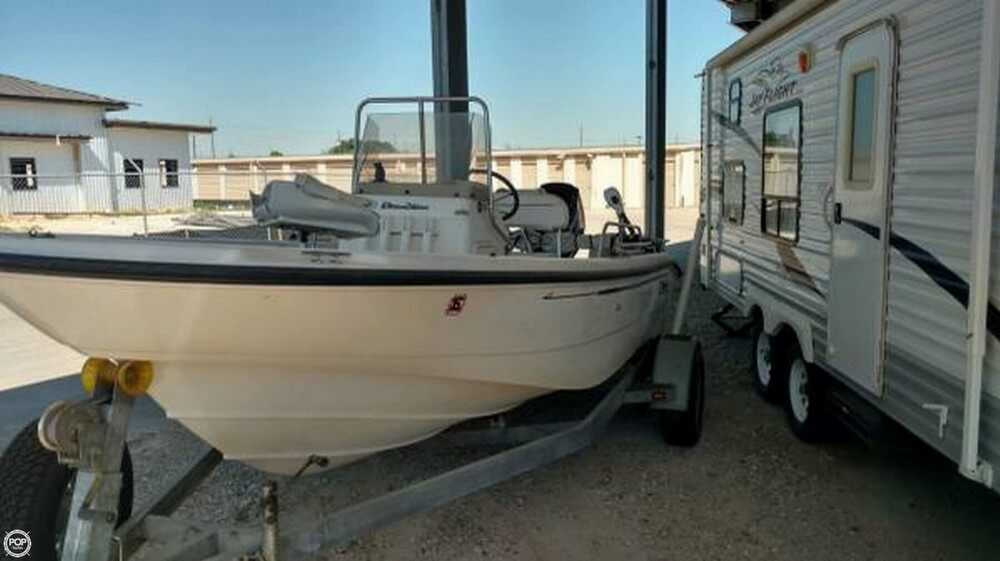 Boston Whaler 160 Dauntless 2001 Boston Whaler 160 Dauntless for sale in Spring, TX