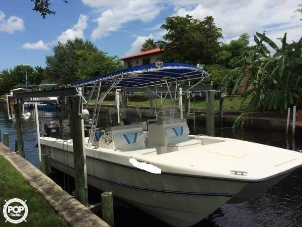 Twin Vee 26 Fish & Ski 2008 Twin Vee 26 Fish & Ski for sale in North Fort Myers, FL