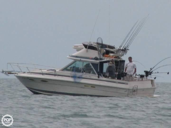 Used Sea Ray Amberjack 270 Sports Fishing Boats For Sale