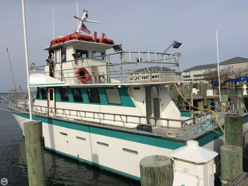 DMR Head Boat 1993 DMR Head Boat for sale in Ocean City, MD