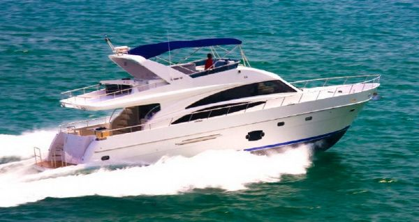 Grand Harbour Ruby Motor Yacht
