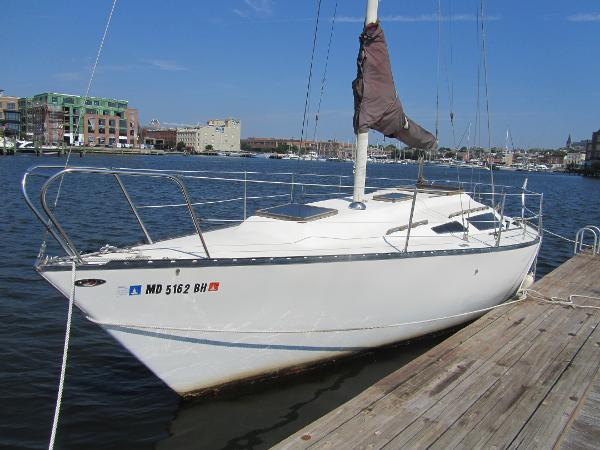 Seidelmann 299 Seidelmann Port bow