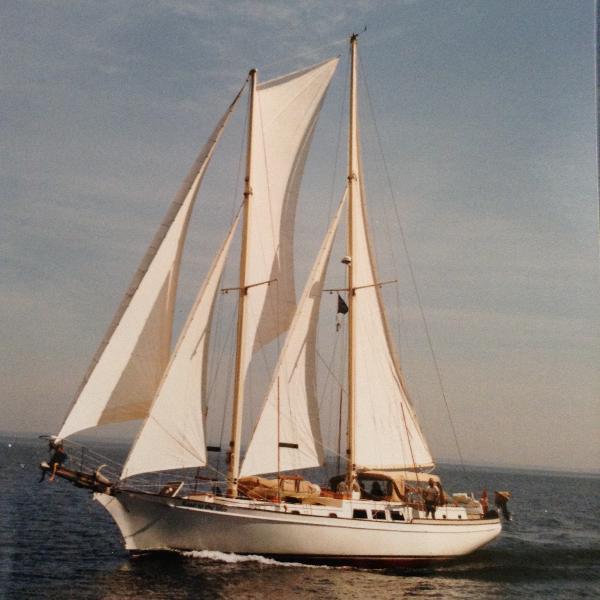 Sutton Staysail Schooner