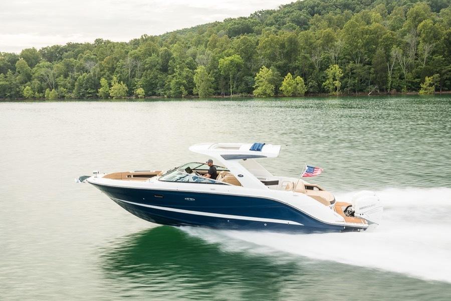 Sea Ray SLX Series SLX 310 OB