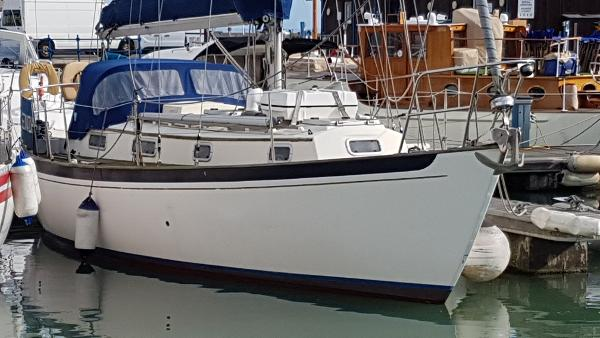 Victoria 34 (sold)
