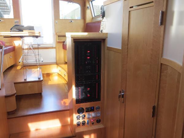 Looking Aft from Galley
