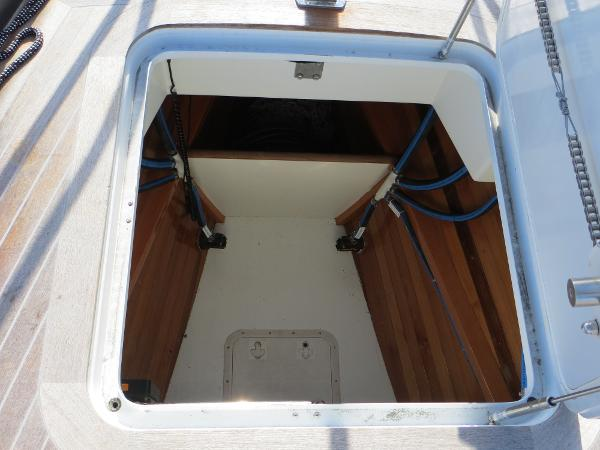 Forward Sail Locker
