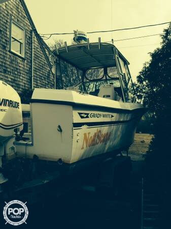 Grady-White 25 1988 Grady-White 25 for sale in Hyannis, MA