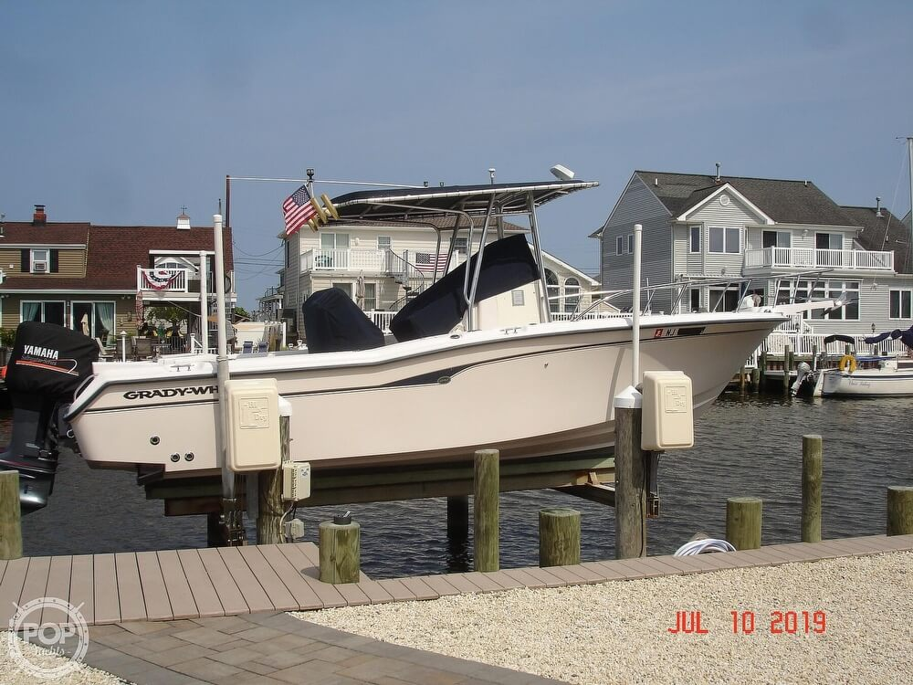 Grady-White 247 Advance 2000 Grady-White 24 for sale in Beach Haven West, NJ