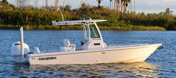 Everglades 253CC