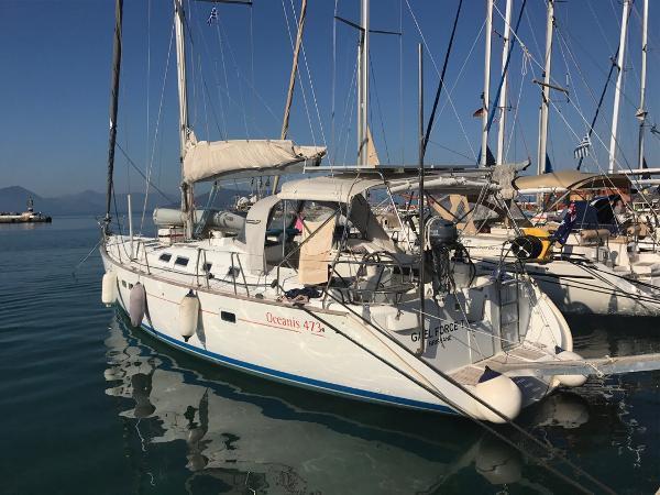 2005 Beneteau Oceanis 473, Nr. Athens Griechenland - boats.com
