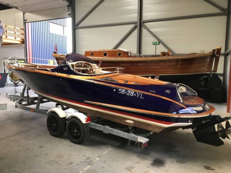 Kral Classic Yachts Kral 700 Classic Openbow