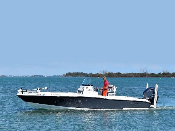 Crevalle 26 Bay Boat Profile