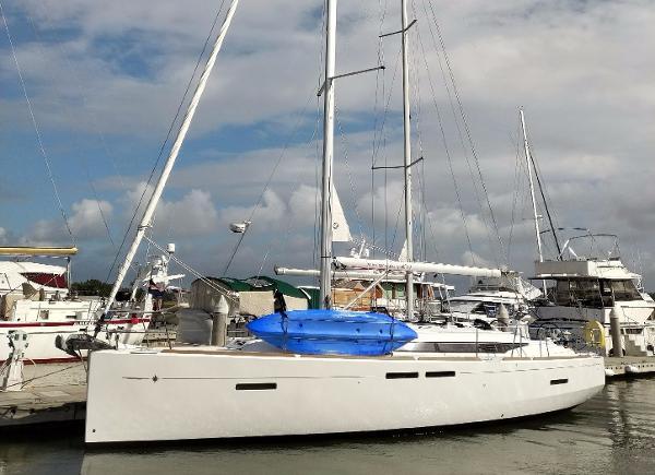 Jeanneau Sun Odyssey 409 2015 Jeanneau Sun Odyssey 409 - FREE RIDER