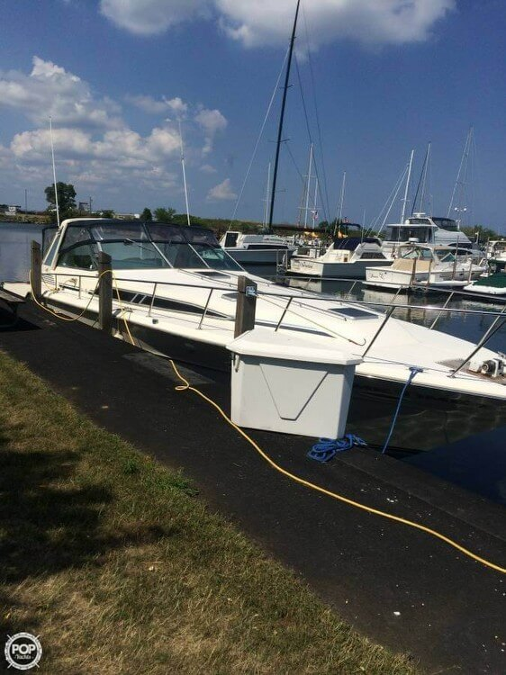 Sea Ray 460 Express Cruiser 1987 Sea Ray 460 Express Cruiser for sale in Cleveland, OH