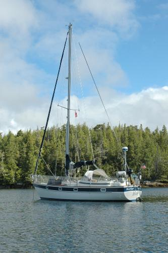 Hallberg-Rassy 352 FIRST LIGHT Exterior