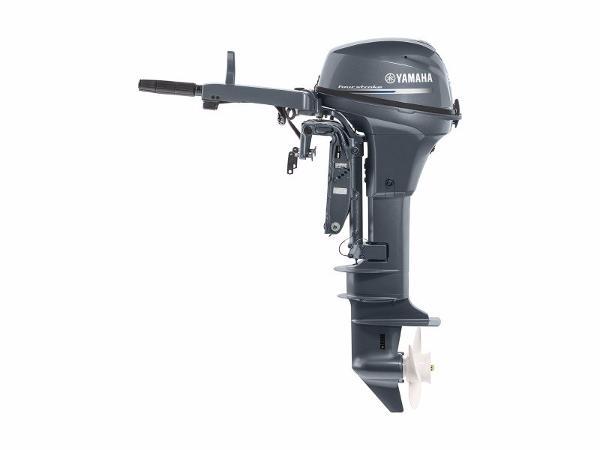 Yamaha Marine High Thrust 9.9 hp