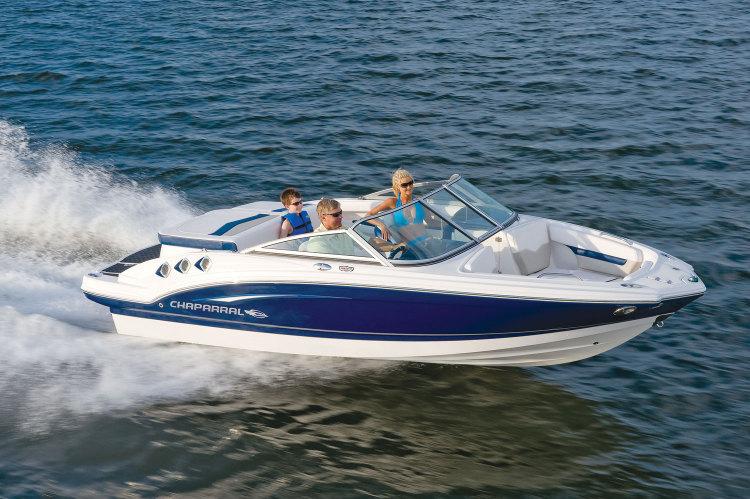 Chaparral SSI Sportboat 196 SSi WT