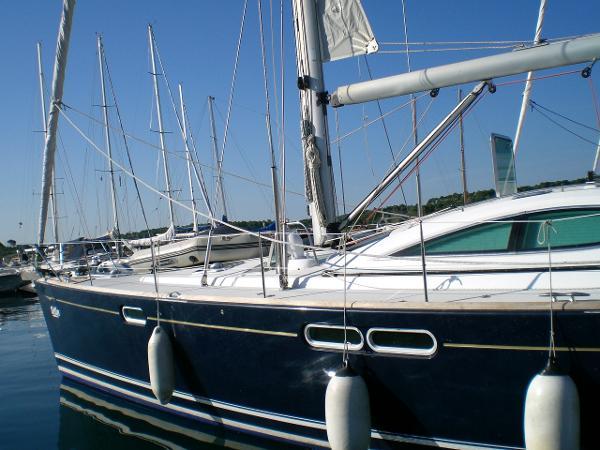 Jeanneau Sun Odyssey 54 DS Sun Odyssey 54DS