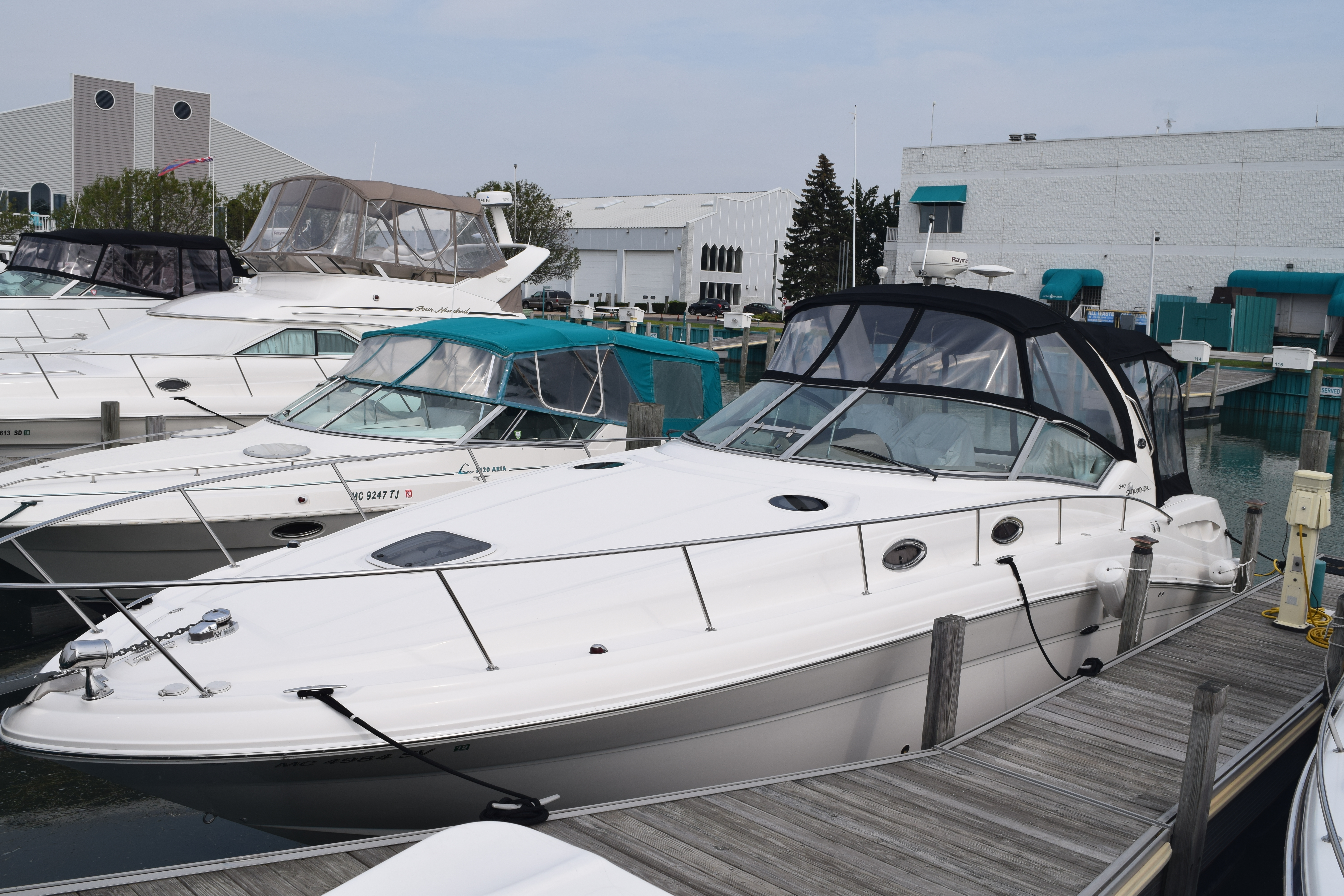 Sea Ray 340 Sundancer 2005 Sea Ray 340 Sundancer