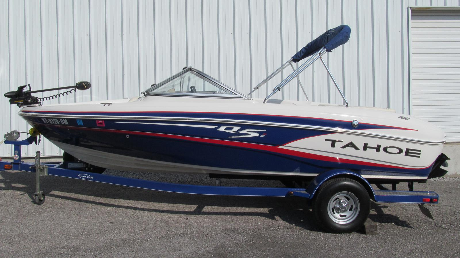 Tahoe new and used boats for sale for Used fish finders for sale