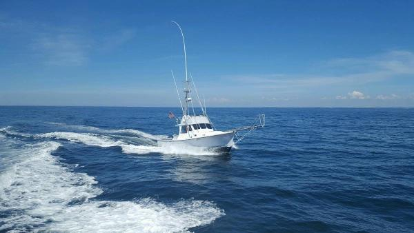 JC Downeast Casco Bay Tuna Boat