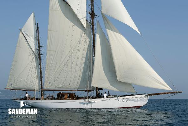 Summers & Payne Classic Ketch 1897