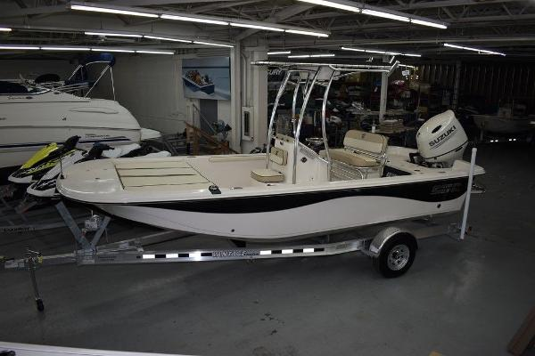 Carolina Skiff 21 LS