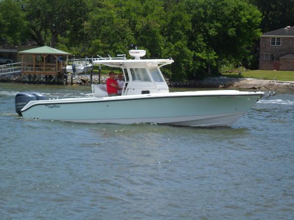 Edgewater 318CC Starboard