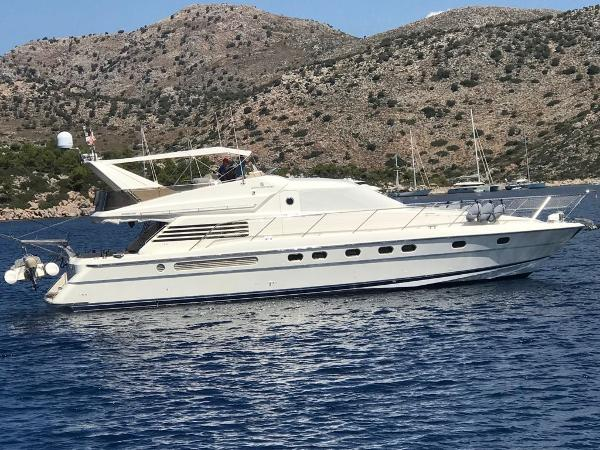 Fairline Squadron 65 Fairline Squadron 65 1993